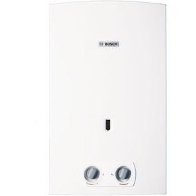 Calentador/boiler Bosch De Paso 13lts Gas Nat. (liquidacion)