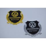 Emblema Volkswagen Motors Golf Jetta Up Passat Tiguan Fusca