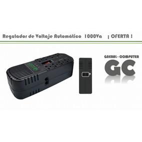 Regulador De Voltage De 8 Tomas Atp