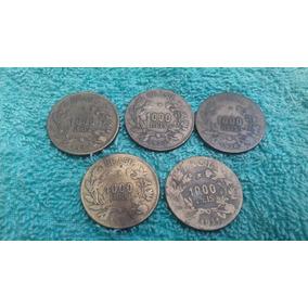Série 1000 Réis Abundância 1924 A 1931 (falta Somente 1930)