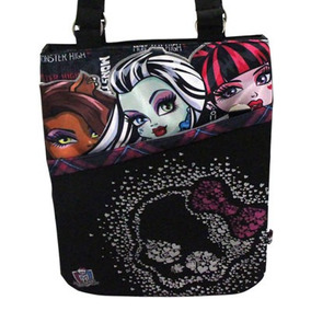 Bolso Para Niñas De Monster High Marca Capi