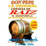 Exquisita Cerveza D Raiz D Zarzaparrilla Bebida Refrescante