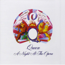 Eam Lp Vinilo Gatefold Queen A Night At The Opera 1975 Nuevo