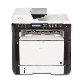 Impresora Multifunción Byn Ricoh Sp 377sfnwx