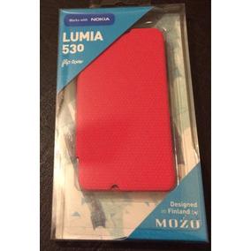 Lote A Buen Precio De Funda Lumia 530 Original Mozo