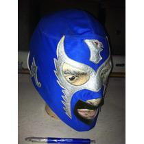 Mascara Antigua De Lucha Libre De Colección