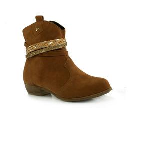 91f1d2848d9 Bota Molekinha Botas - Sapatos no Mercado Livre Brasil
