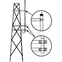 Kit Para Montaje Lateral En Torre, Antenas Vhf Serie Hd Hust