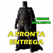 Batman Vs Superman Ben Affleck Mafex - A Pronta Entrega !!!