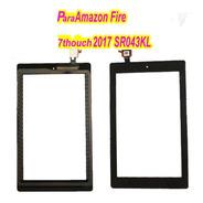 Tela Touch Para Amazon  Fire 7th 2017 Sr-043kl
