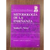 Metodologia De La Enseñanza Nerici Kapelusz