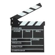 Pizarra Director Estudiante Cine Rodaje Deco Cuotas