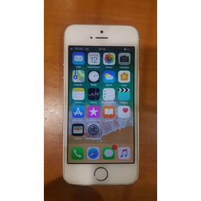 Iphone 5s 64 Gb Gris Touch Id (huella) Sin Cuenta