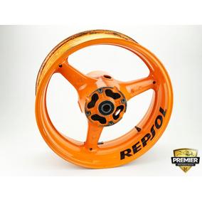 Roda Traseira Honda Cbr 1000 Rr 2008 A 2011 (repsol)