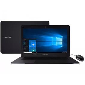 Notebook Multilaser, Quad Core, 2gb Ram, Lcd 14 , Windows 10