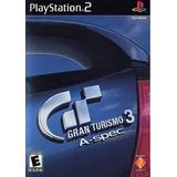 Gran Turismo 3 Para Ps2