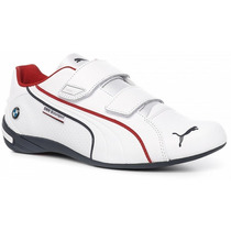 Tenis Puma Nyter Bmw Motorsport Racing Team Chocl Blanco Gym