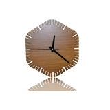 Reloj Flecos Mdf Imitacion Roble
