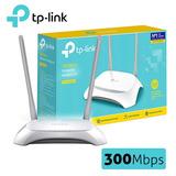 Roteador Wireless 300mbps 2 Antenas Tp-link Pc Not Celular