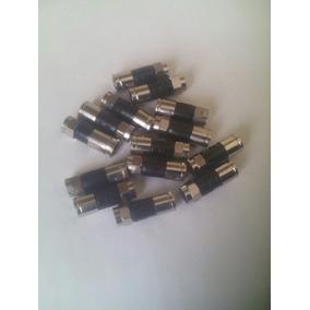 Conector Cable Coaxila Rg6