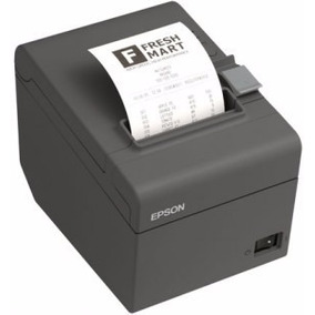 Impresora Comandera Termica Epson Tm-t20 Usb - Serial