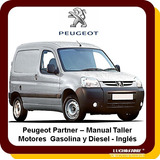 Peugeot Partner Citroen Berlingo Manual Servicio Taller Diag