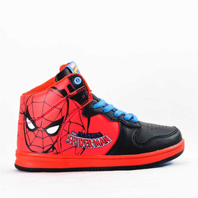 Zapatillas Marvel Casual Skater Comics Spider Kids 180100305