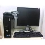 Computadora De Mesa Marca Dell, Importada