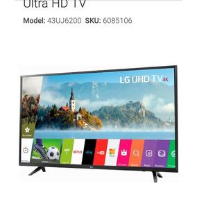 Tv Lg 43 4k Nuevo Resolucion 2160