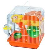 Gaiola Mr Pet Para Hamster Mr House - Mini