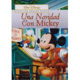 Una Navidad Con Mickey Coleccion Disney Pelicula Dvd