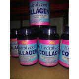 Colageno Hidrolizado X 120 Perlas Liquidas Usa