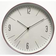 Reloj De Pared Modern Wall Clock Cobre