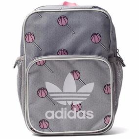 mochila adidas rosa mercadolibre