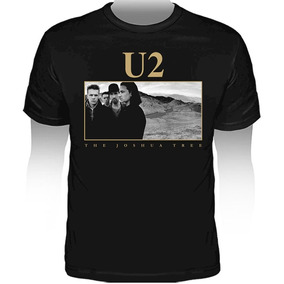 Camiseta U2 The Joshua Tree Oficial