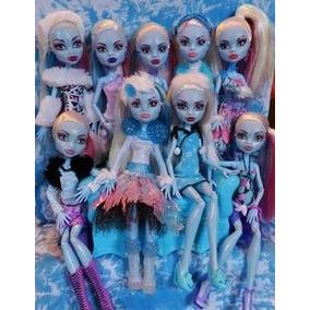 Boneca Monster High Abbey Bominable - Várias Disponíveis!!!