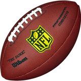 Bola Futebol Americano Wilson Nfl The Duke - Frete Grátis