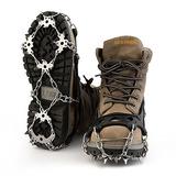 Outad Crampons Cubierta Antideslizante De Los Zapatos 1 P...