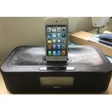 Ipod Touch 32gb + Rádio Relógio Com Dock
