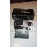Cámara Filmación Antigua 8mm Reflex Argus
