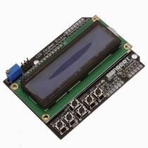 Display Shield Lcd 16x2 Com Keypad Arduino