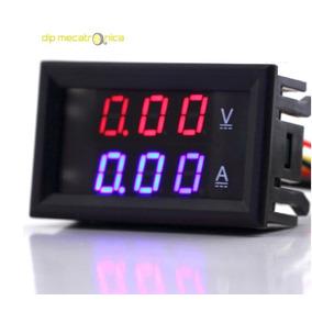 Display Voltimetro Y Amperimetro 100v 10a