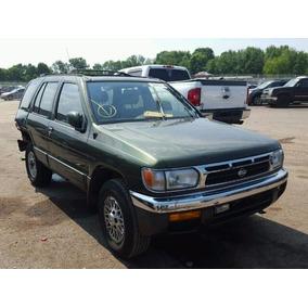 Nissan Pathfinder 1996-1999: Palanca De Freno De Mano