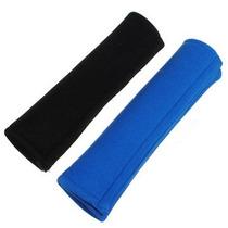 Protetor Almofada Capa Cinto Segurança Par Preto