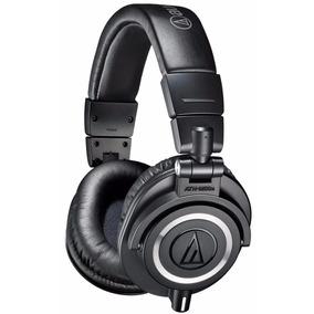 Audio Technica Ath M50x Fone Ouvido Studio Dj Ñ Philips