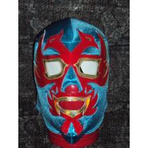 Wwe Cmll Aaa Mascara De Luchador 2 Caras Para Adulto
