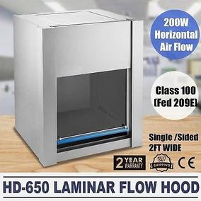 Hd-650 Ventilación De Flujo Laminar Campana Flujo Banco-5631