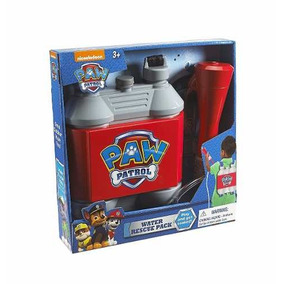 Patrulha Canina Little Kids 838 Water Rescue Pack Toy