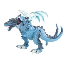 Pk Dinosaurio Dragon 2 Cabeza Juguetes Niños Baratos 3313