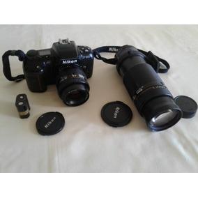 Lentes Zoom Nikon 75-300mm Y Lentes Zoom Nikon 35-70mm